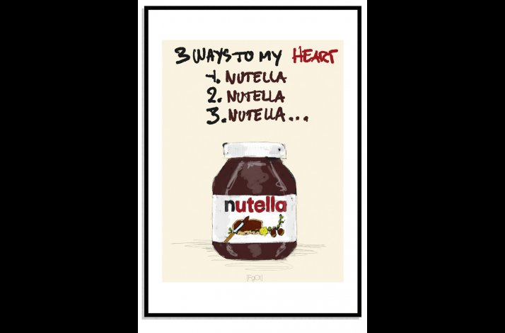3 ways to my heart...