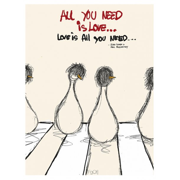 A5 All you need is love