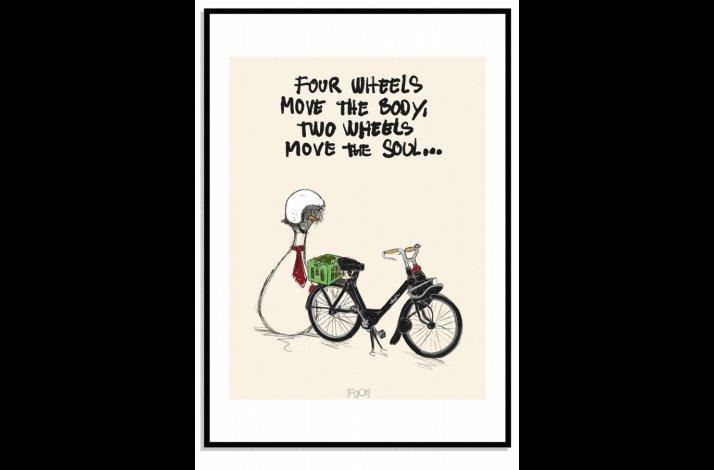 Move the soul...