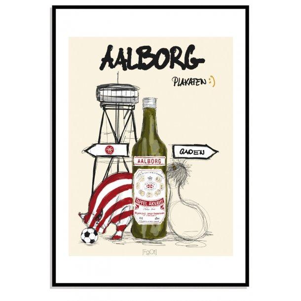 Aalborg  - Aab 1885