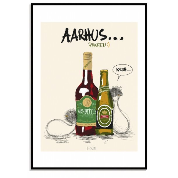 Aarhus plakaten... KSDH