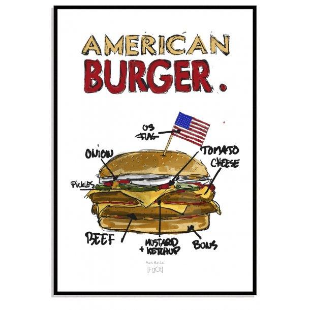 american Burger.