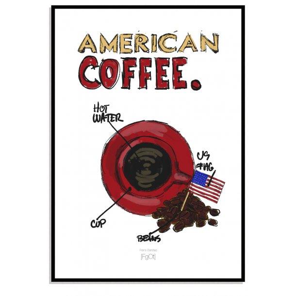 American Coffee.