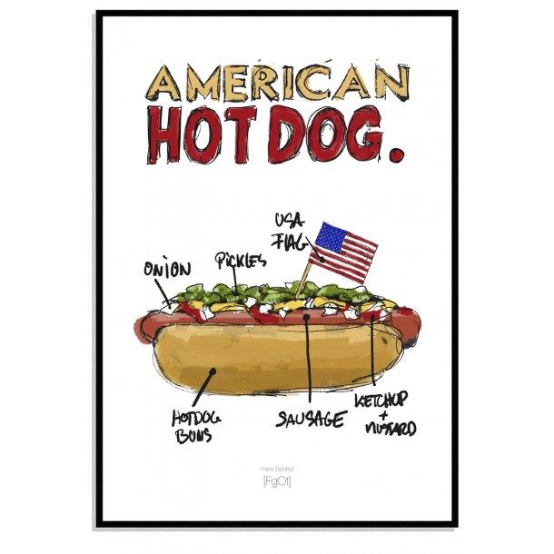 American Hotdog.