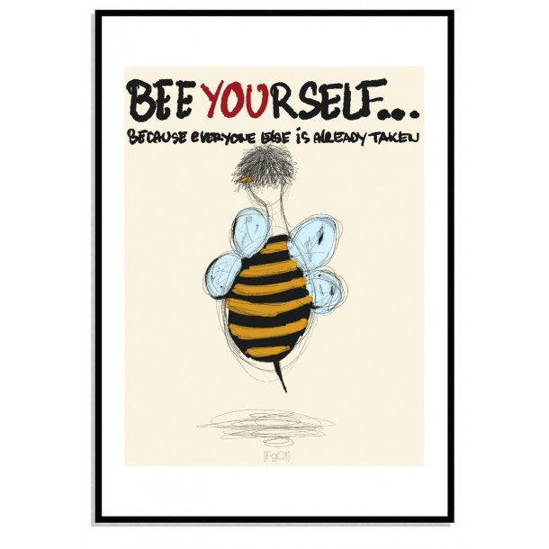Beeyourself...