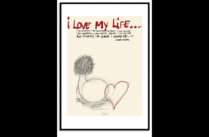 Love my life... / Single