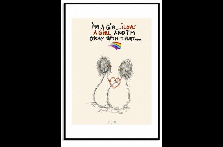 I´m a girl.. I Love A girl...