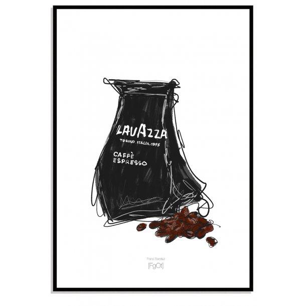 Kaffe - streg...