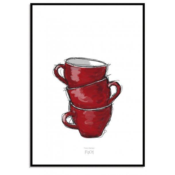 Kaffekopper...