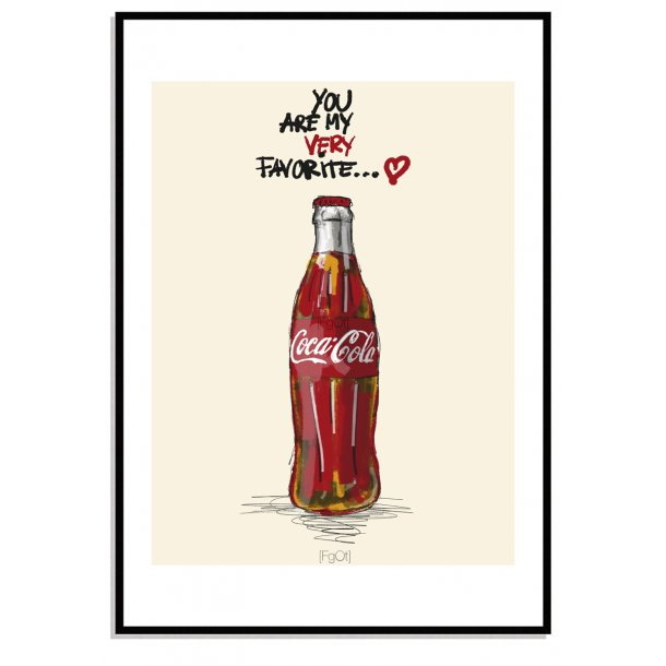 My favorite... Cola...