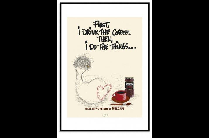 Nescafe...