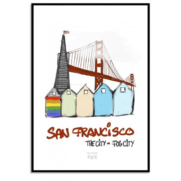 San Francisco - Fog City.