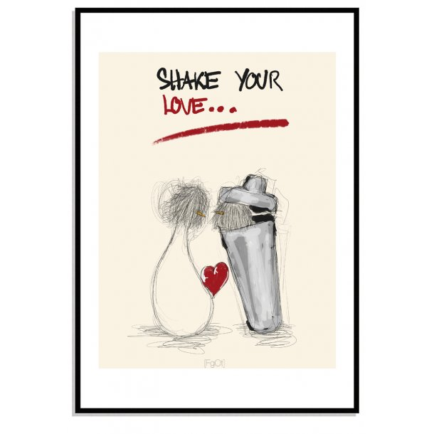 Shake your love... <3