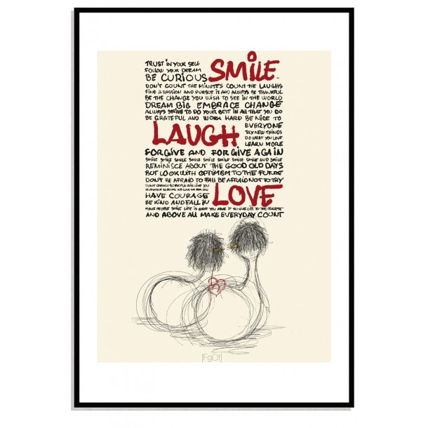 Smile Laugh Love...