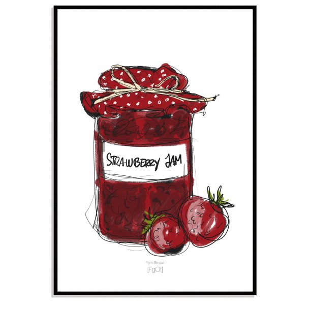 Strawberry...