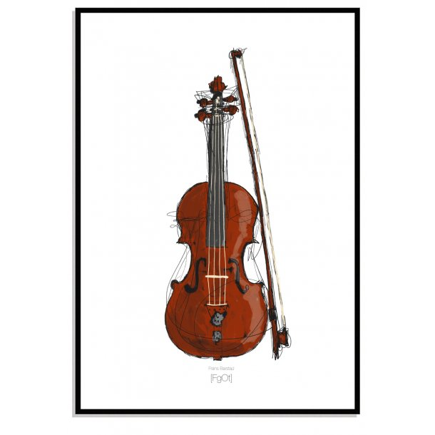 Violinen...